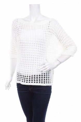 Дамски пуловер Today, Размер L, Цвят Бял, 100% акрил, Цена 35,10лв.