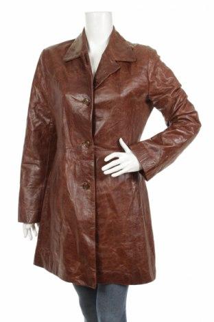 Дамско кожено палто Lorenz