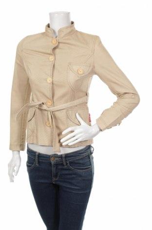 Дамско яке, Размер S, Цвят Бежов, Цена 10,16лв.