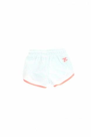 Pantaloni scurți pentru copii Babyface, Mărime 3-6m/ 62-68 cm, Culoare Albastru, Bumbac, Preț 63,26 Lei