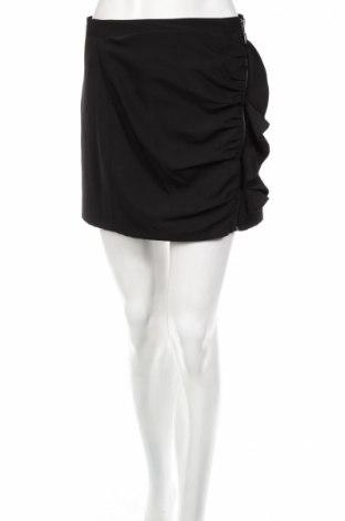 Пола Zara, Размер S, Цвят Черен, 100% вискоза, Цена 7,98лв.