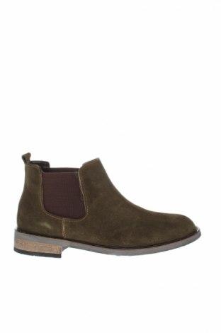 Παπούτσια Onouqo, Μέγεθος 38, Χρώμα Πράσινο, Φυσικό σουέτ, Τιμή 102,27€