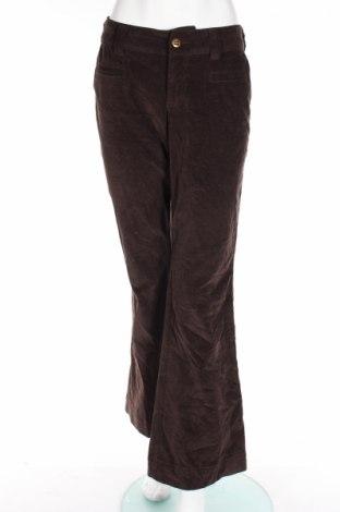 Pantaloni de velvet de femei Allen B.