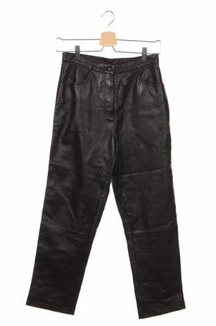 Pantaloni de piele pentru damă Ashley Brooke