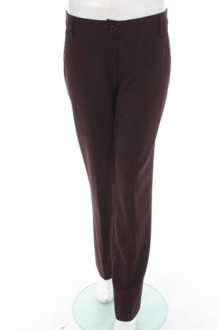 Дамски панталон, Размер S, Цвят Лилав, 62% полиестер, 32% вискоза, 6% еластан, Цена 8,40лв.