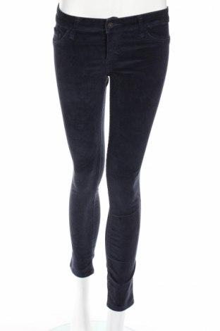 Pantaloni de velvet de femei Abercrombie & Fitch