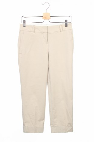 Дамски панталон Ann Taylor, Размер S, Цвят Бежов, 56% памук, 44% еластан, Цена 9,25лв.