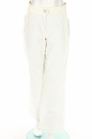 Дамски панталон за зимни спортове Ziener, Размер M, Цвят Екрю, Полиамид, Цена 12,25лв.