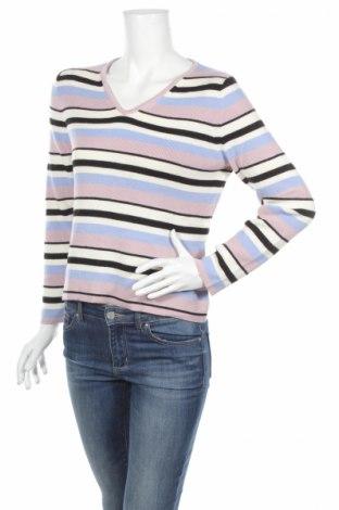 Дамски пуловер Ann Taylor, Размер L, Цвят Многоцветен, 70% акрил, 30% вълна, Цена 9,50лв.