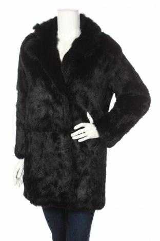 Palton din piele pentru damă Suncoo Paris