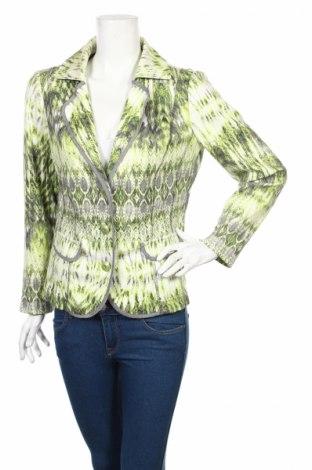 Dámske sako  Apanage, Veľkosť L, Farba Zelená, 98% bavlna, 2% elastan, Cena  8,36€