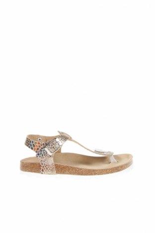 Sandale pentru copii, Mărime 31, Culoare Auriu, Piele ecologică, Preț 51,61 Lei