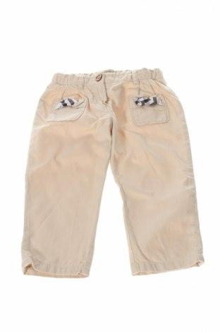 Dziecięce spodnie Burberry
