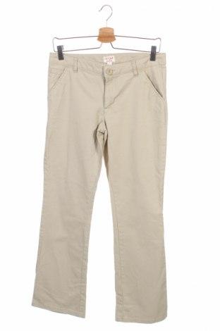 Детски панталон Cat & Jack, Размер 15-18y/ 170-176 см, Цвят Бежов, 97% памук, 3% еластан, Цена 5,50лв.