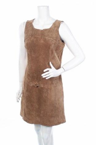 Кожена рокля Grain De Malice