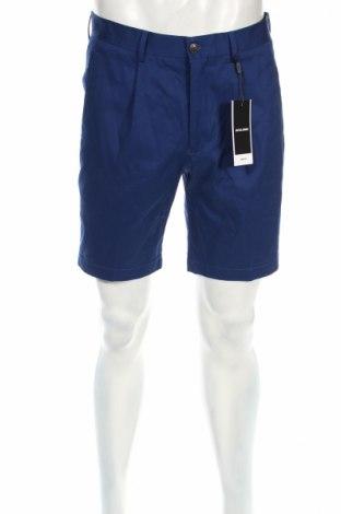 Мъжки къс панталон Jack & Jones, Размер M, Цвят Син, 97% памук, 3% еластан, Цена 29,15лв.