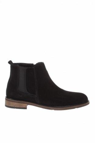 Παπούτσια Onouqo, Μέγεθος 43, Χρώμα Μαύρο, Φυσικό σουέτ, Τιμή 102,27€
