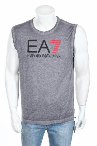Ανδρική αμάνικη μπλούζα Emporio Armani