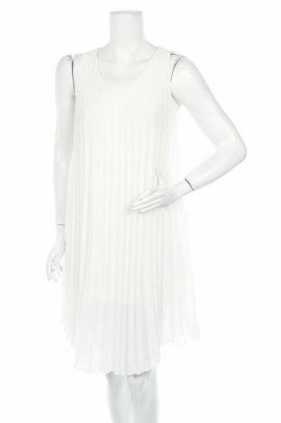 Φόρεμα Made In Italy, Μέγεθος M, Χρώμα Λευκό, Πολυεστέρας, Τιμή 13,68€