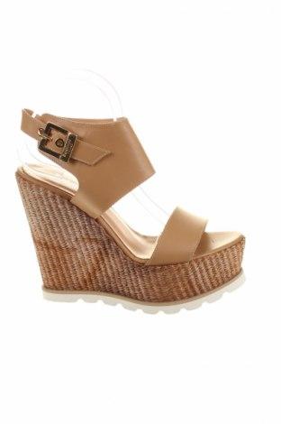 Sandále Baldinini, Veľkosť 40, Farba Béžová, Pravá koža , Cena  68,17€
