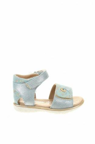 Detské sandály   Saxo Blues, Veľkosť 32, Farba Modrá, Pravá koža , Cena  12,78€