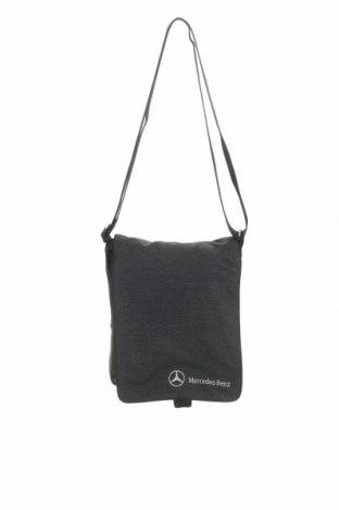 Чанта, Цвят Сив, Текстил, Цена 19,85лв.
