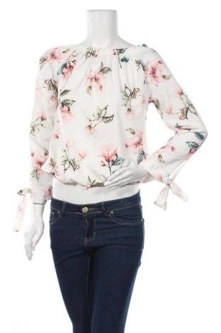Дамска блуза, Размер M, Цвят Многоцветен, 95% полиестер, 5% еластан, Цена 18,90лв.
