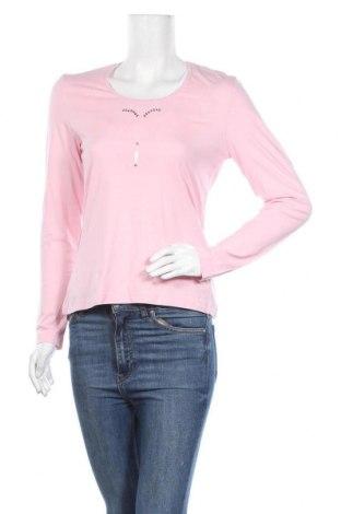 Дамска блуза Blue Motion, Размер S, Цвят Розов, 95% модал, 5% еластан, Цена 16,96лв.