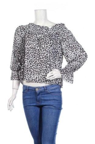 Дамска блуза Cool Cat, Размер L, Цвят Сив, 95% полиестер, 5% еластан, Цена 16,80лв.