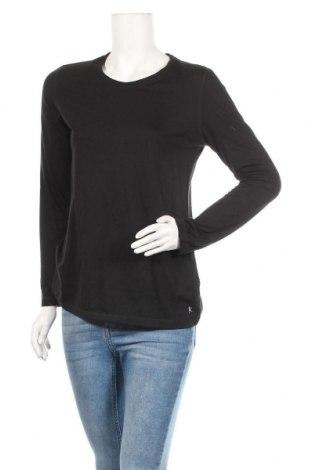 Дамска блуза Danskin, Размер L, Цвят Черен, 80% полиестер, 20% памук, Цена 12,50лв.