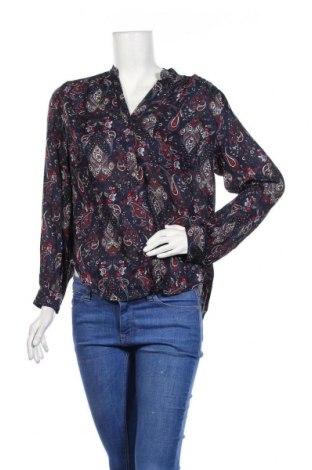 Дамска блуза H&M, Размер S, Цвят Син, Модал, Цена 17,85лв.