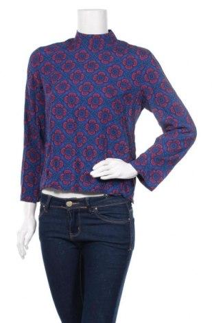 Дамска блуза Indiska, Размер M, Цвят Многоцветен, Вискоза, Цена 17,85лв.