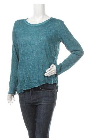 Γυναικεία μπλούζα Kenny S., Μέγεθος M, Χρώμα Πράσινο, Τιμή 7,31€