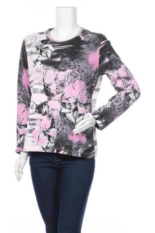 Дамска блуза Michele Boyard, Размер L, Цвят Многоцветен, 95% памук, 5% еластан, Цена 14,28лв.
