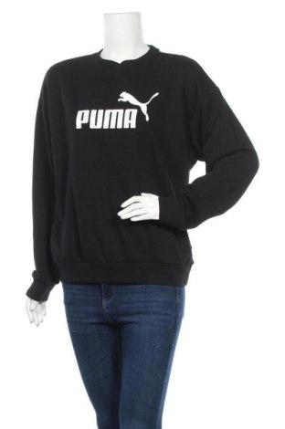 Дамска блуза PUMA, Размер L, Цвят Черен, Цена 33,60лв.