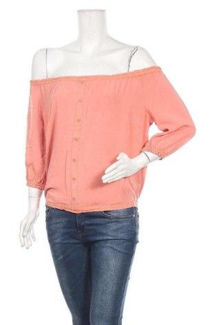 Γυναικεία μπλούζα Review, Μέγεθος M, Χρώμα Ρόζ , Βισκόζη, Τιμή 6,70€