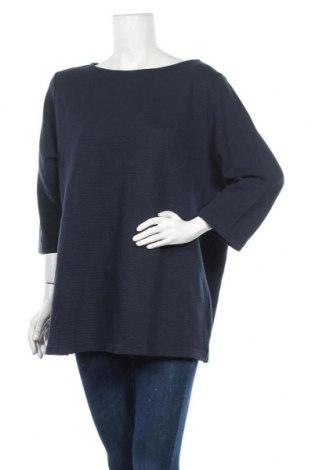 Γυναικεία μπλούζα Ulla Popken, Μέγεθος XL, Χρώμα Μπλέ, 100% βαμβάκι, Τιμή 11,11€