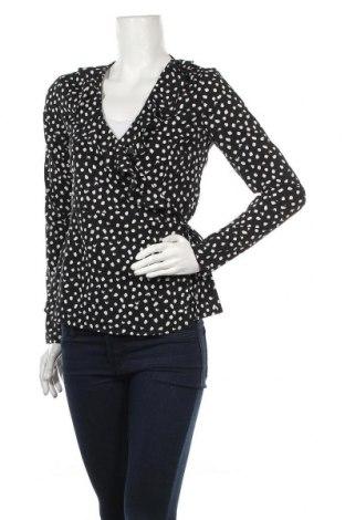 Дамска блуза Vero Moda, Размер S, Цвят Черен, Полиестер, Цена 18,90лв.