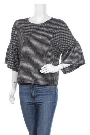 Дамска блуза Zara Trafaluc, Размер S, Цвят Черен, Цена 5,31лв.
