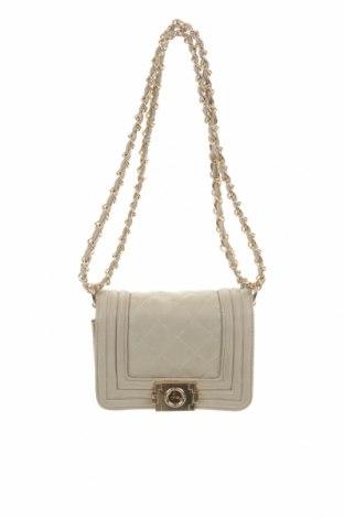 Дамска чанта, Цвят Бежов, Еко кожа, Цена 20,95лв.