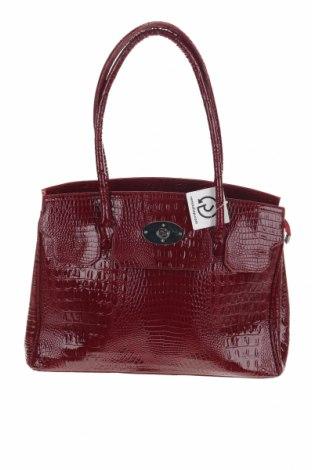 Дамска чанта, Цвят Червен, Еко кожа, Цена 27,20лв.