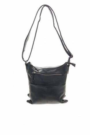 Дамска чанта Compositions, Цвят Син, Еко кожа, Цена 25,52лв.