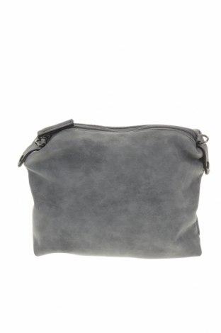 Дамска чанта Emily & Noah, Цвят Сив, Еко кожа, Цена 25,94лв.