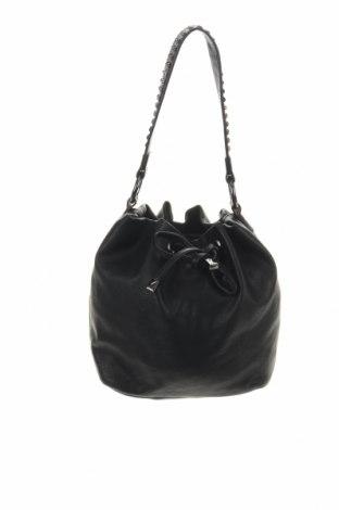 Дамска чанта Esprit, Цвят Черен, Еко кожа, Цена 24,57лв.