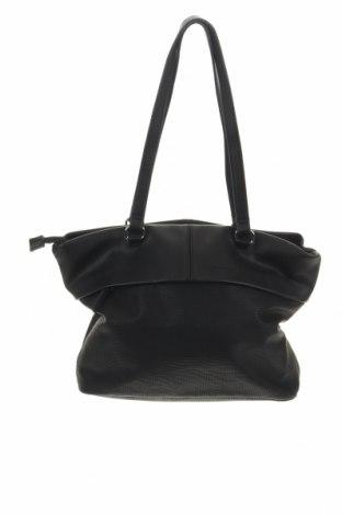 Дамска чанта Gerry Weber, Цвят Черен, Еко кожа, Цена 58,59лв.