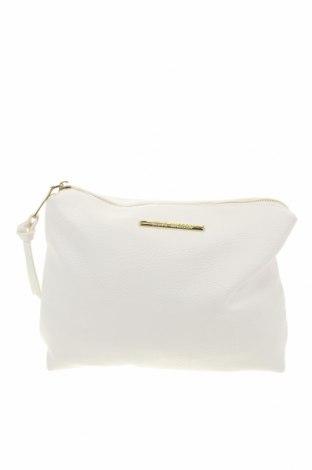 Дамска чанта Steve Madden, Цвят Бял, Еко кожа, Цена 51,03лв.