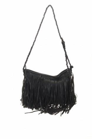 Дамска чанта Ystrdy, Цвят Черен, Еко кожа, Цена 24,57лв.