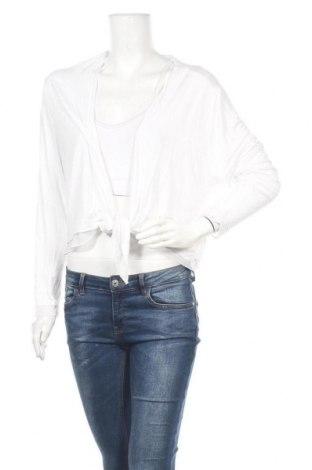 Γυναικεία ζακέτα Charles Vogele, Μέγεθος XL, Χρώμα Λευκό, 95% βισκόζη, 5% ελαστάνη, Τιμή 12,86€