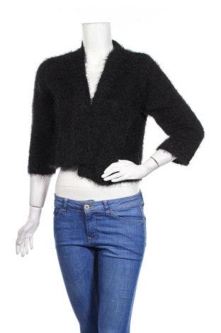 Γυναικεία ζακέτα Ronni Nicole, Μέγεθος L, Χρώμα Μαύρο, 55% πολυεστέρας, 45%ακρυλικό, Τιμή 1,95€