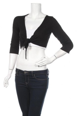 Γυναικεία ζακέτα Soya Concept, Μέγεθος S, Χρώμα Μαύρο, 92% βισκόζη, 8% ελαστάνη, Τιμή 4,48€